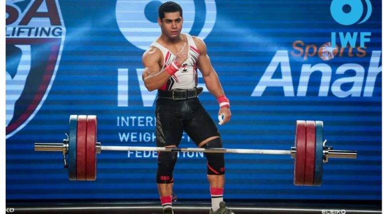 IWF World Championships 2019