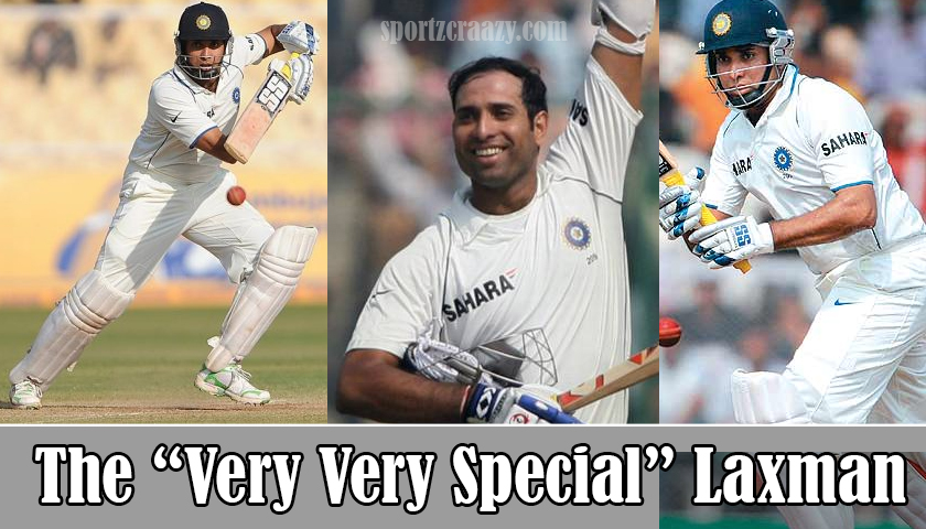 "The ""Very Very Special"" Laxman"