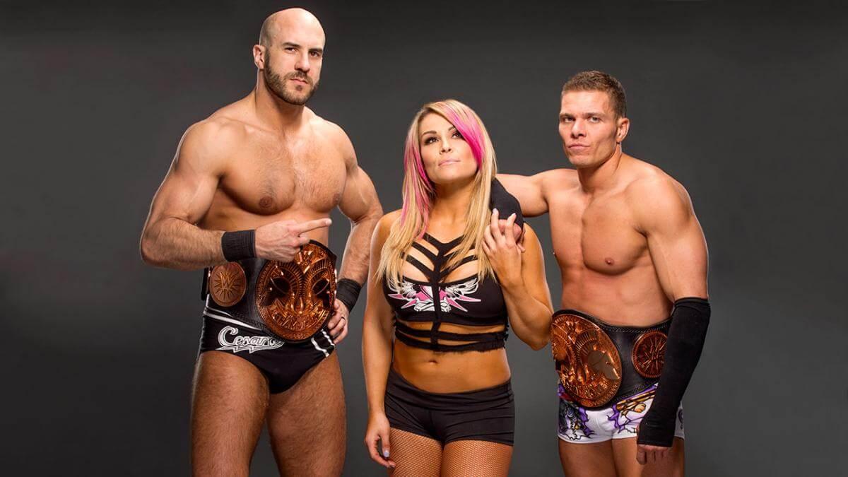 WWE Wrestling Team