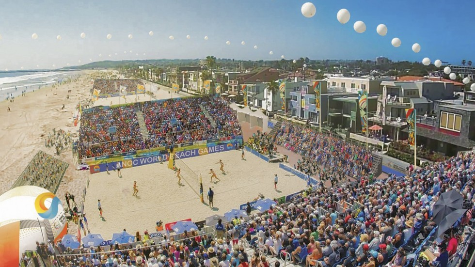 World Beach Games