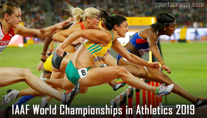 2019 World Athletics Championships