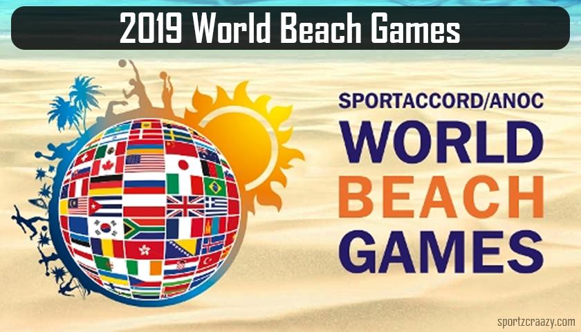 ANOC World Beach Games 2019