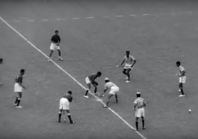 pak vs ind hockey in 1964 Summer Olympics Final