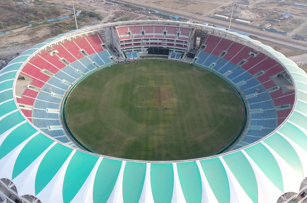 ekana cricket stadium