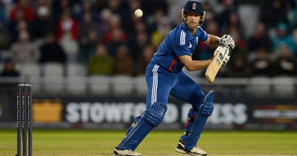Jonathan Trott 1000 runs in ODI