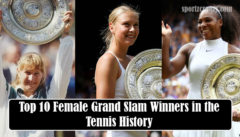 Female Grand Slam Winners