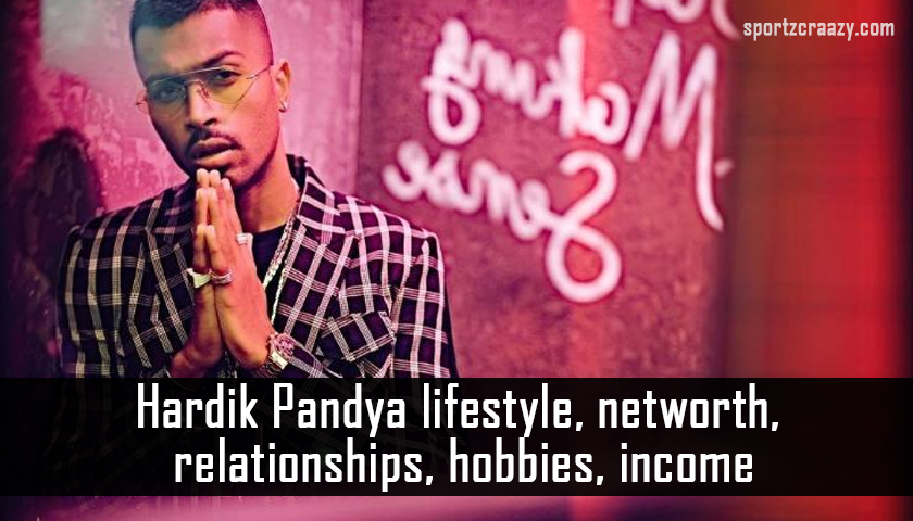 Hardik Pandya Net Worth