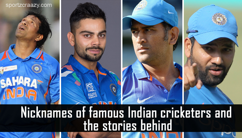 Nicknames of Famous Indian Cricketers