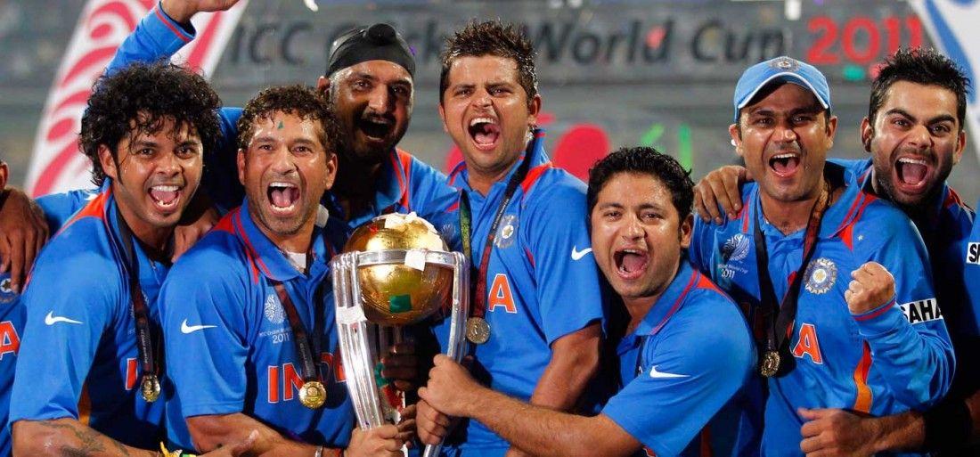 Virat Kohli-a Part of the World Cup Squad