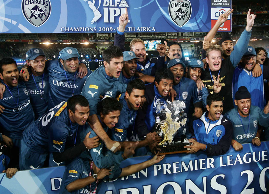 Royal Challengers Bangalore vs Deccan Chargers, 2009 IPL