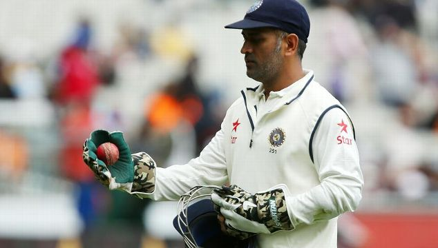 Dhoni Retirement from Test