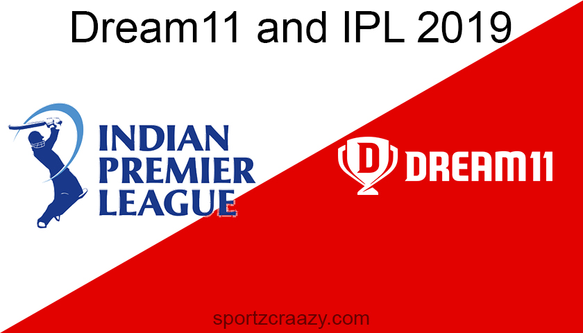 Dream11 and IPL 2019