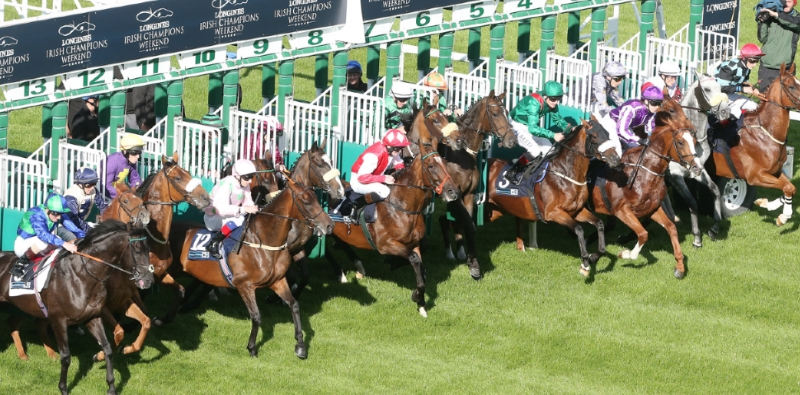 Grand National Horse Racing