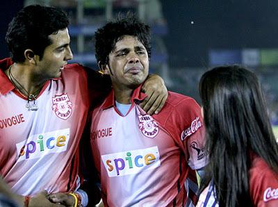 IPL SlapGate Controversy