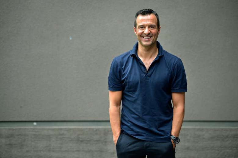 Jorge Mendes Most Powerful Agents in Football
