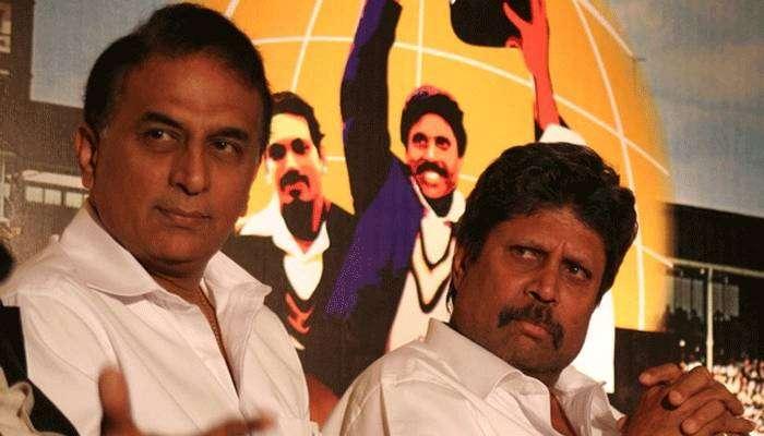 Kapil Dev controversy with sunil gavaskar