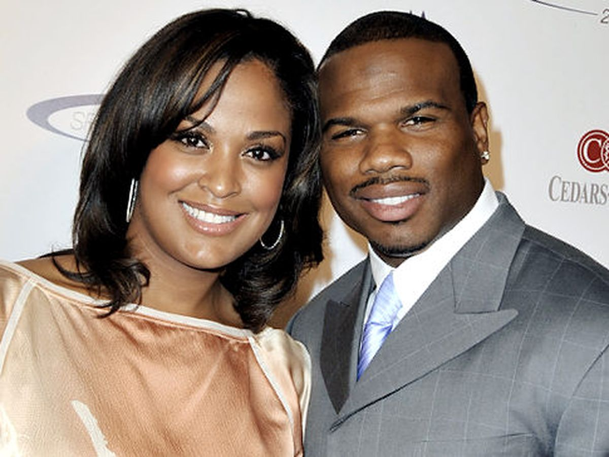 Curtis Conway And Laila Ali