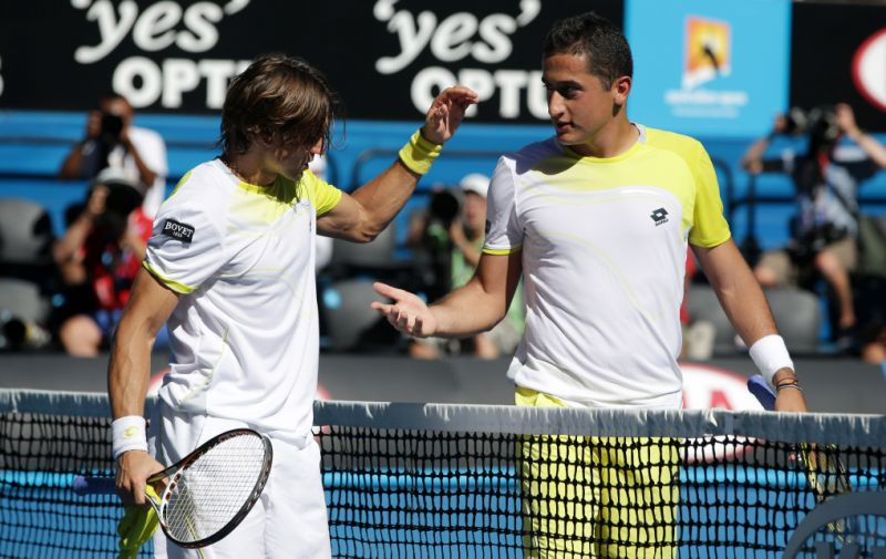 Nicolas Almagro vs David Ferrer