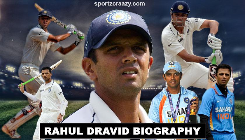 Rahul Dravid Biography