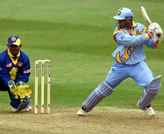 Rahul Dravid debut