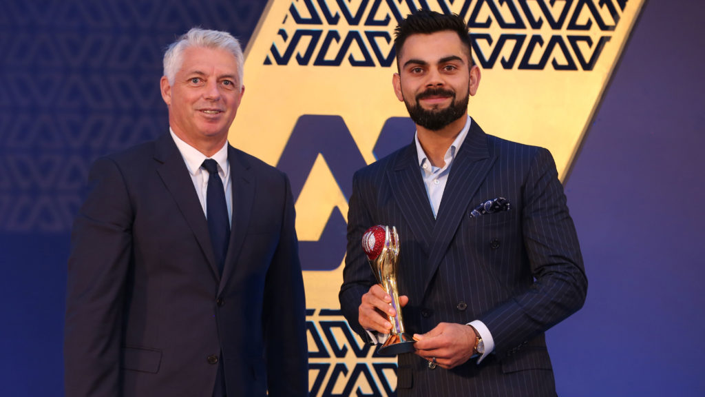 Virat Kohli's Records, Awards and Achievements
