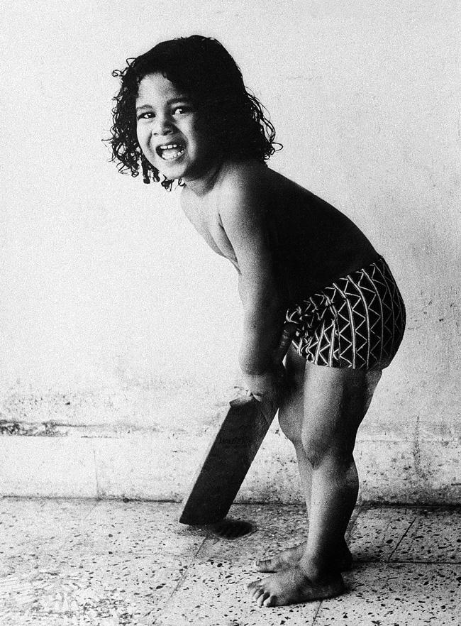 Sachin Tendulkar Childhood