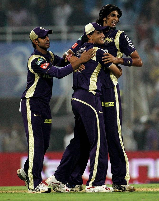 Sourav Ganguly in IPL