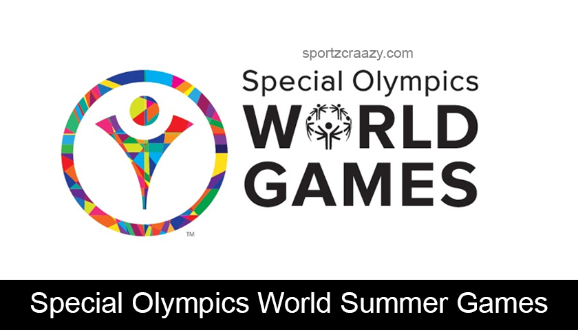 Special Olympics World Summer Games