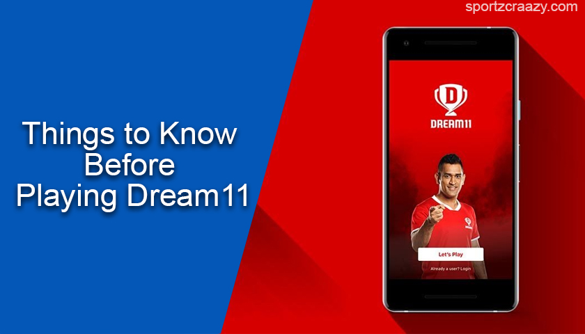 Things to Know Before Playing Dream11