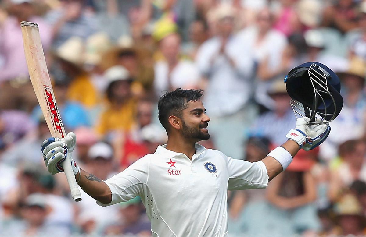 Virat 100 against Australia