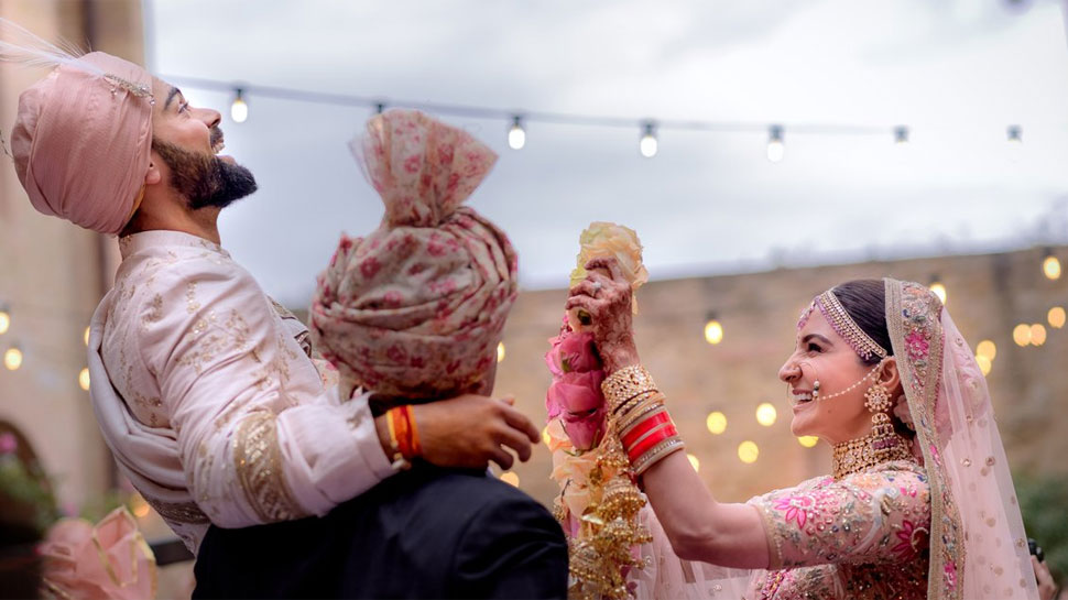 Virat Kohli Marriage