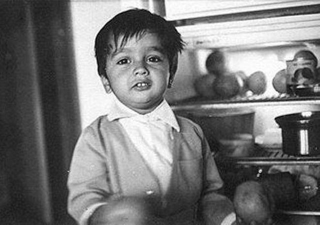 Virender Sehwag Childhood