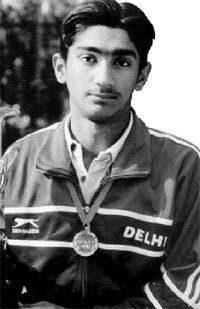 Virender Sehwag Early Life