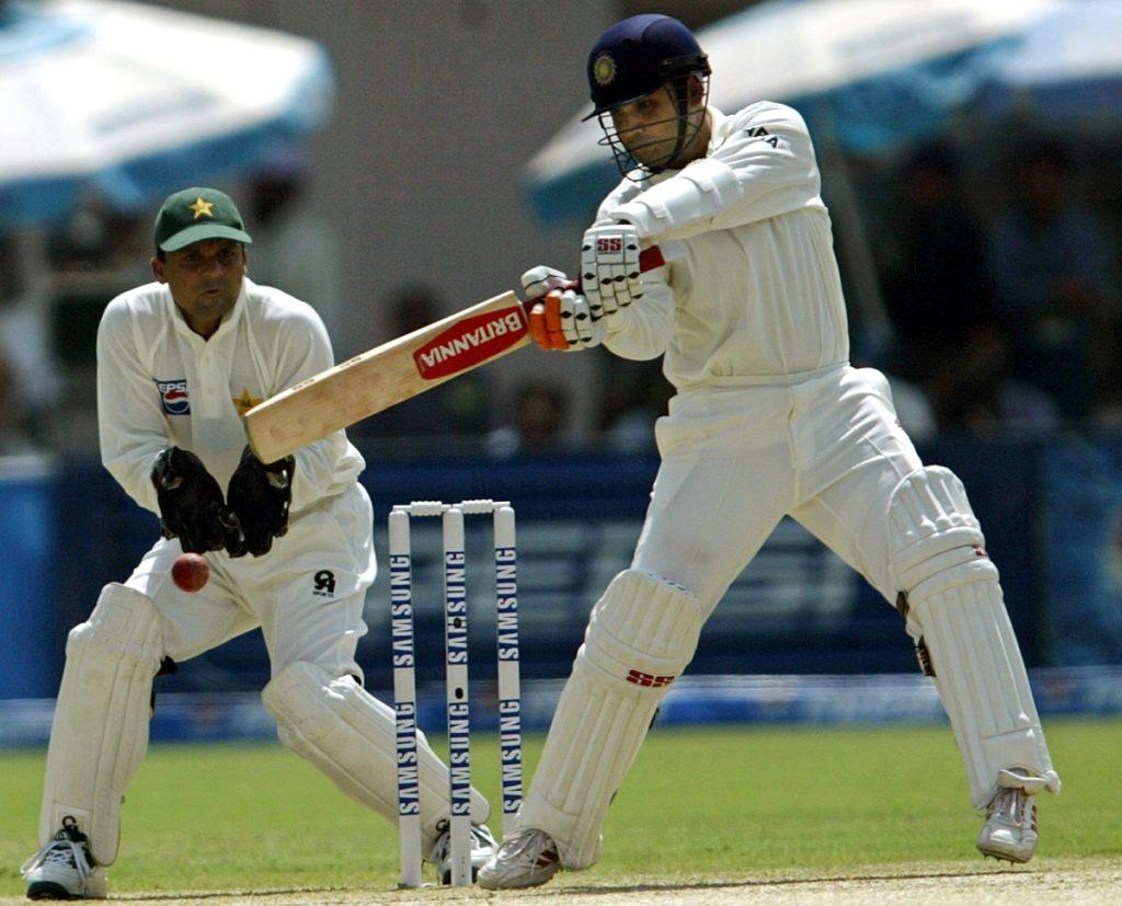 Viru Test vs Pakistan