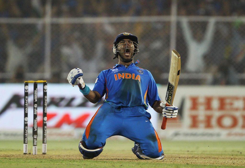 Yuvraj Singh World Cup 2011