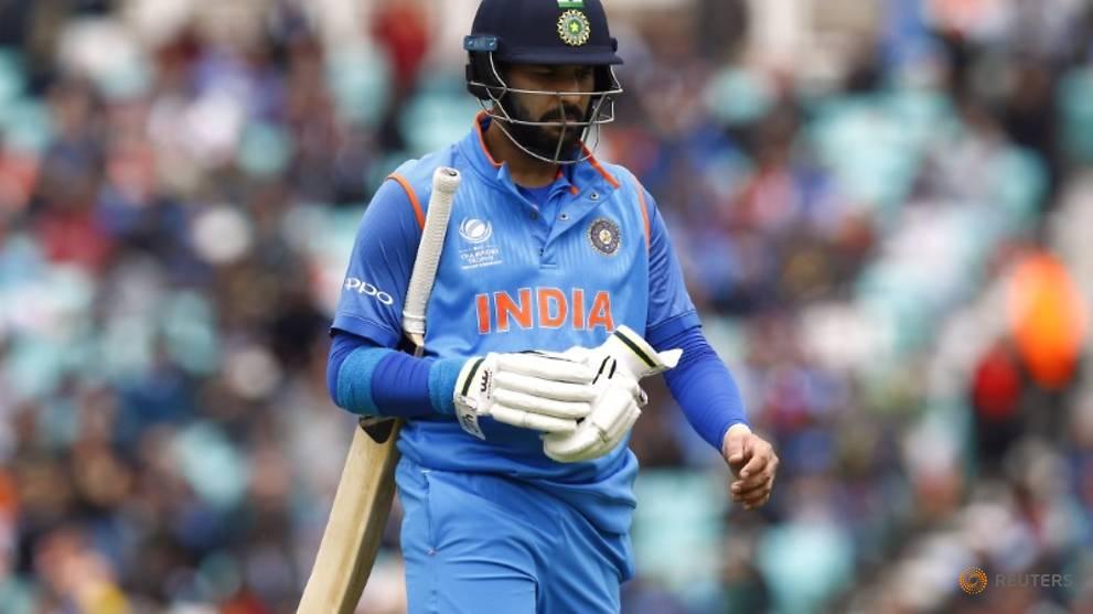 Yuvraj Singh out