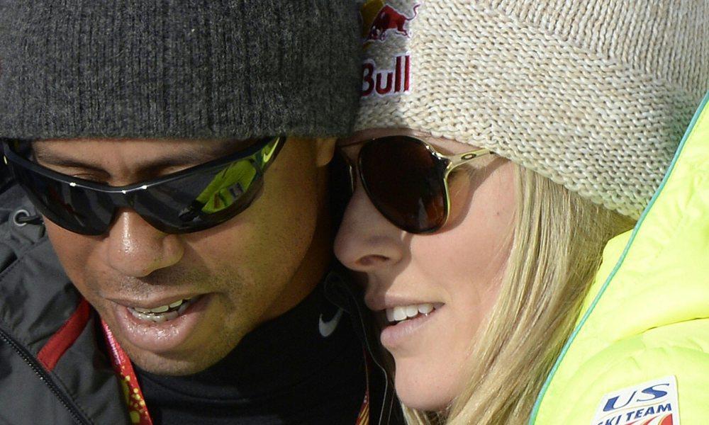 Tiger Woods' And Lindsey Vonn