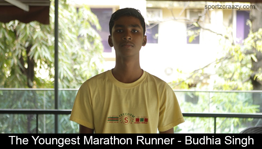 Budhia Singh -Personal Information & Career Achievements