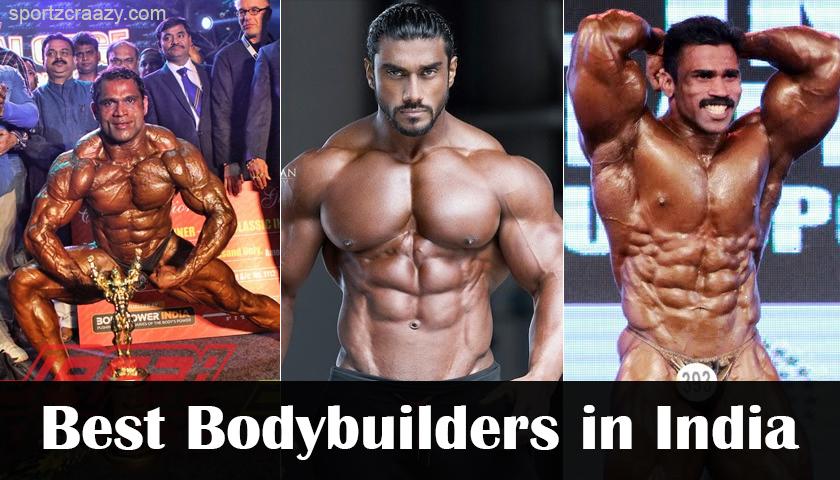 Top 10 List Of Best Bodybuilders In India