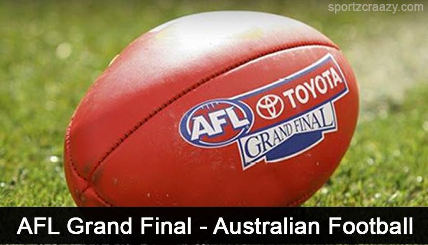 AFL Grand Final - Australian Football
