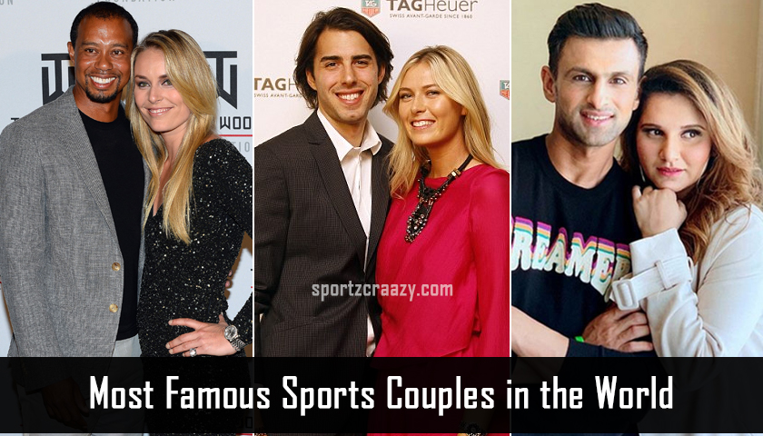 Most Famous Sports Couples In The World
