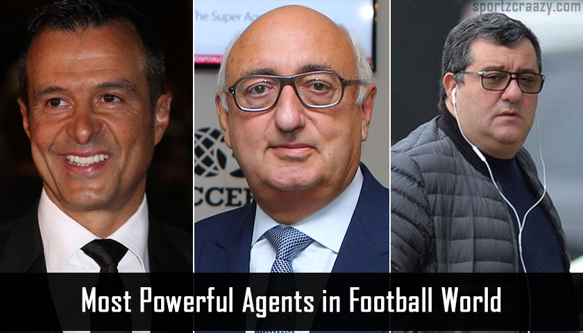 Most Powerful Agents in Football