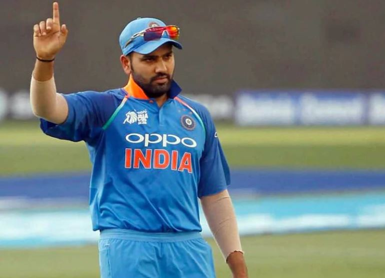 rohit sharma controversies