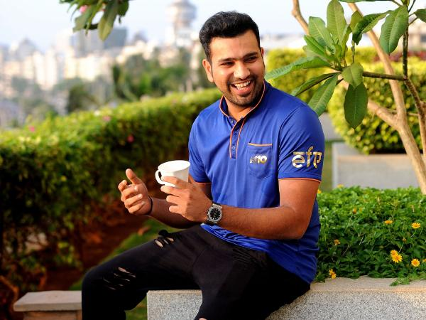 rohit sharma facts