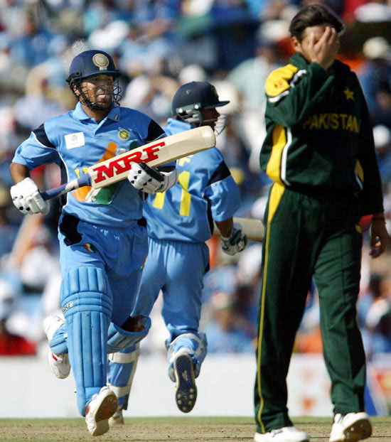 2004, 2nd ODI in Rawalpindi