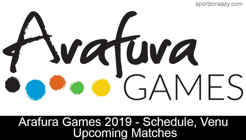Arafura games 2019