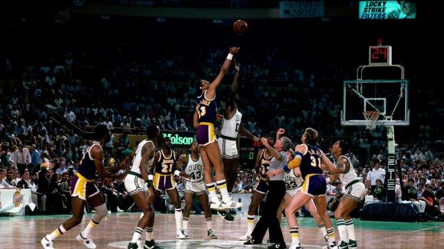 Celtics vs Lakers (1959)
