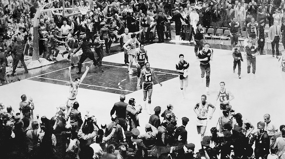 Cincinnati Royals vs San Diego Rockets (1970)