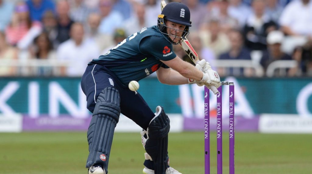 Eoin Morgan Most Sixes in T20I