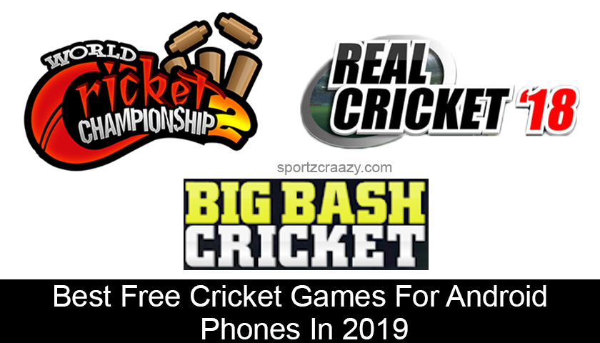 Free Android Cricket Games
